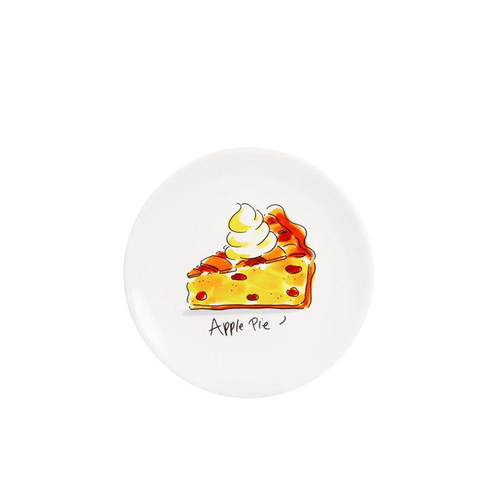 201250-SPE-CAKE PLATE 18 CMAPPLE PIE0