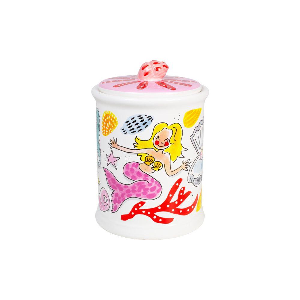 201350-BLOND SPLASH-STORAGE JAR SHELL0