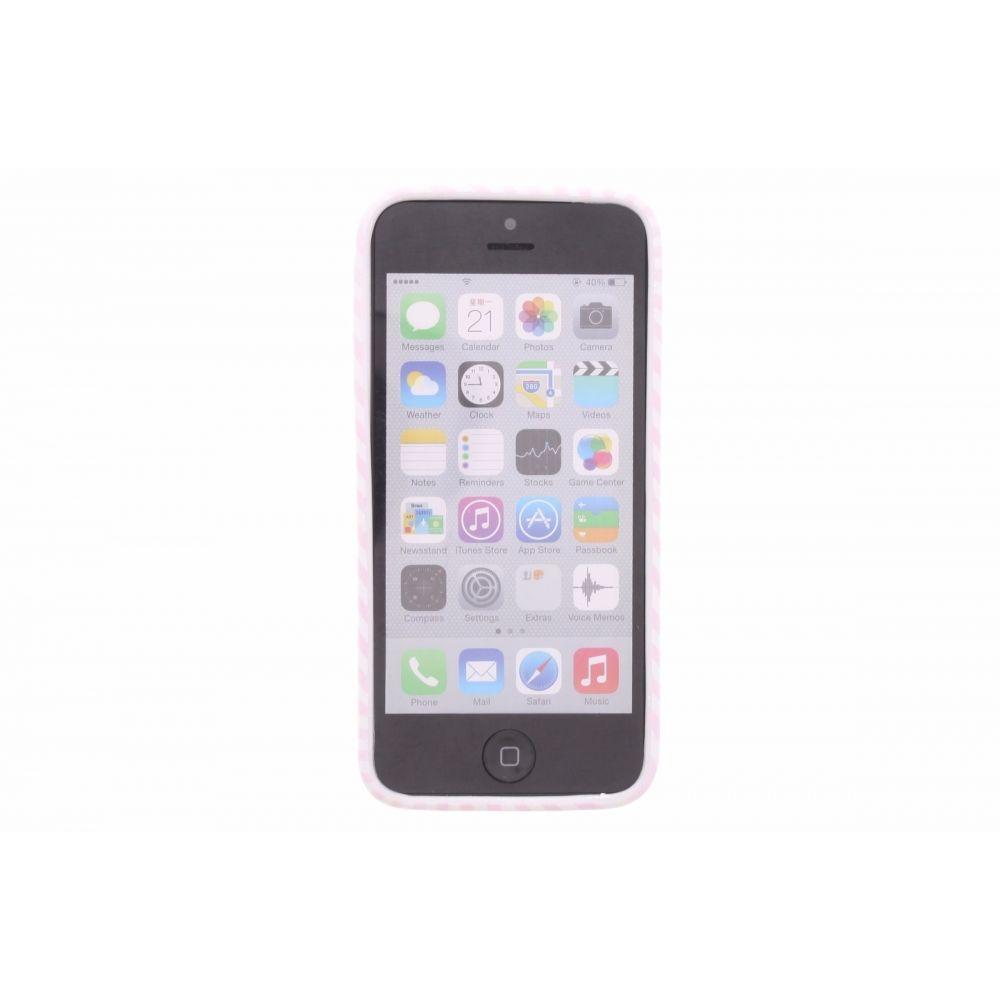 Blond-Amsterdam iPhone 5c telefoonhoesje I love my friends