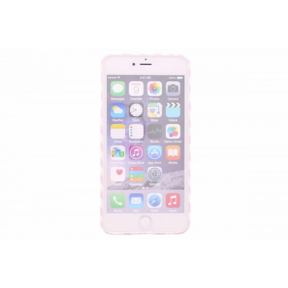 Blond-Amsterdam iPhone 6 plus / 6s plus roze I love my life