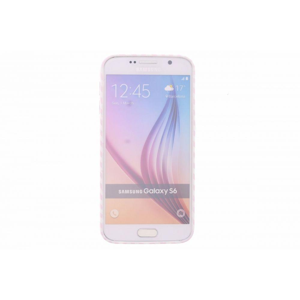 Blond-Amsterdam Samsung Galaxy S6 telefoonhoesje I love my friends
