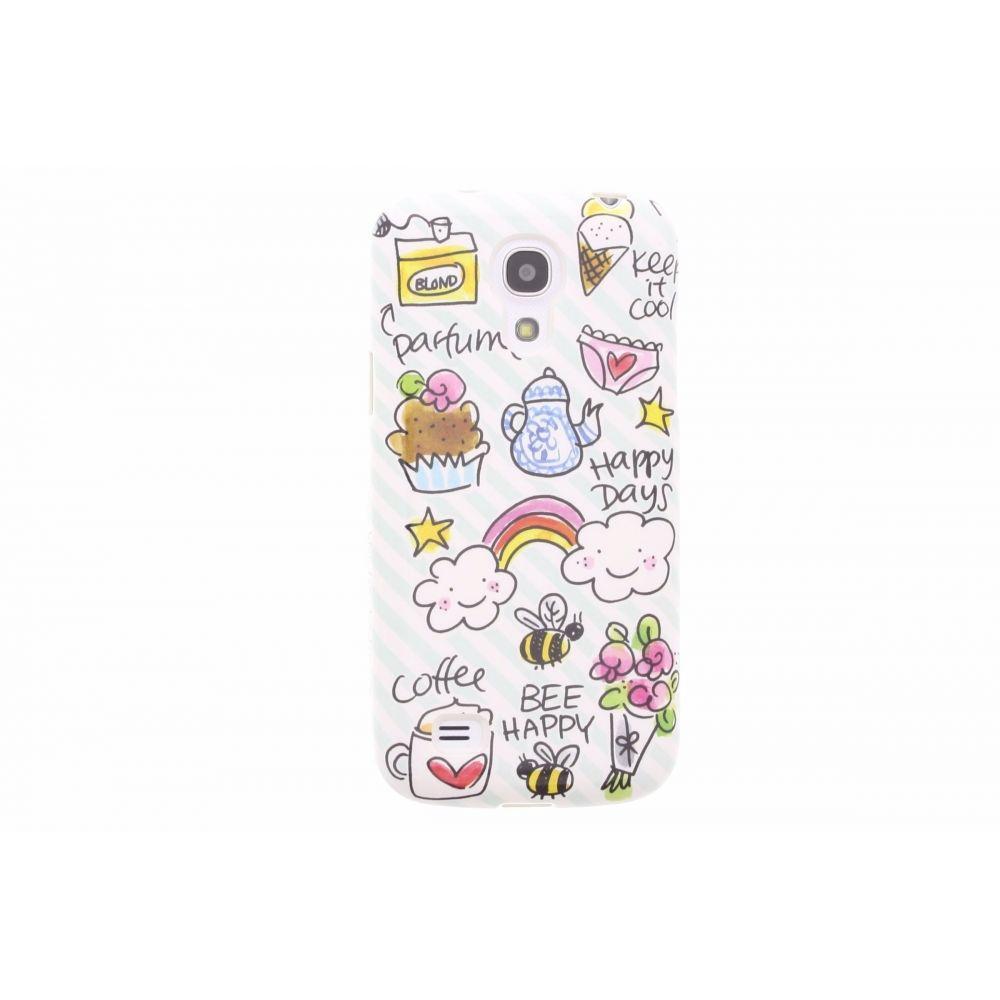 Blond-Amsterdam Samsung Galaxy S4 mini telefoonhoesje Happy Days