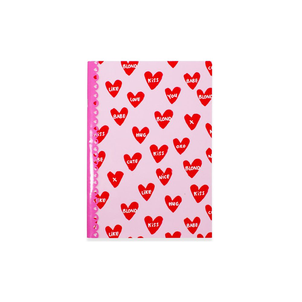 400038-BTS LOVE  21-22- A4 EXERCISE BOOK SQUARED0