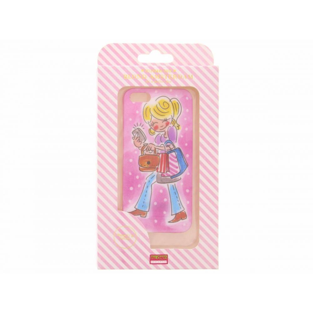 Blond-Amsterdam iPhone 5/5s telefoonhoesje Shopping