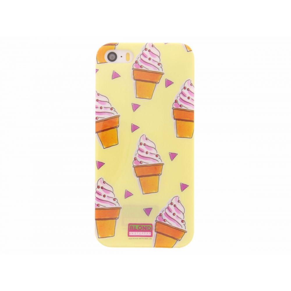 Blond-Amsterdam iPhone 5/5s telefoonhoesje ijsje