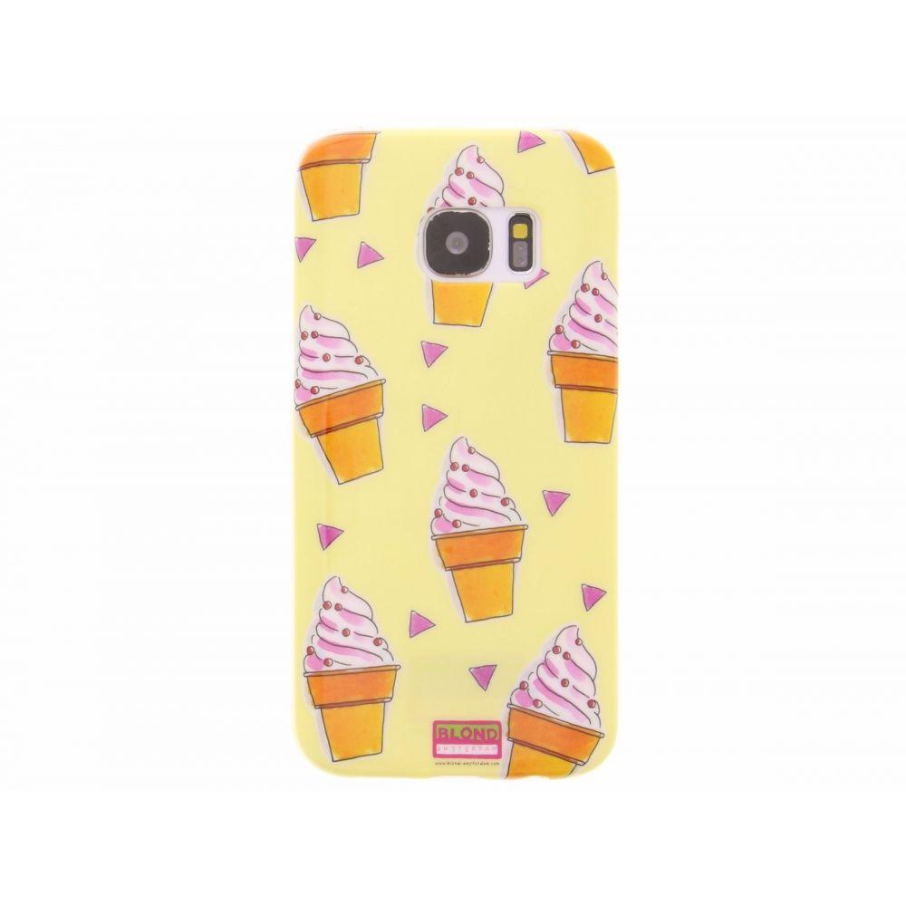 Blond-Amsterdam Samsung Galaxy S7 telefoonhoesje IJsjes