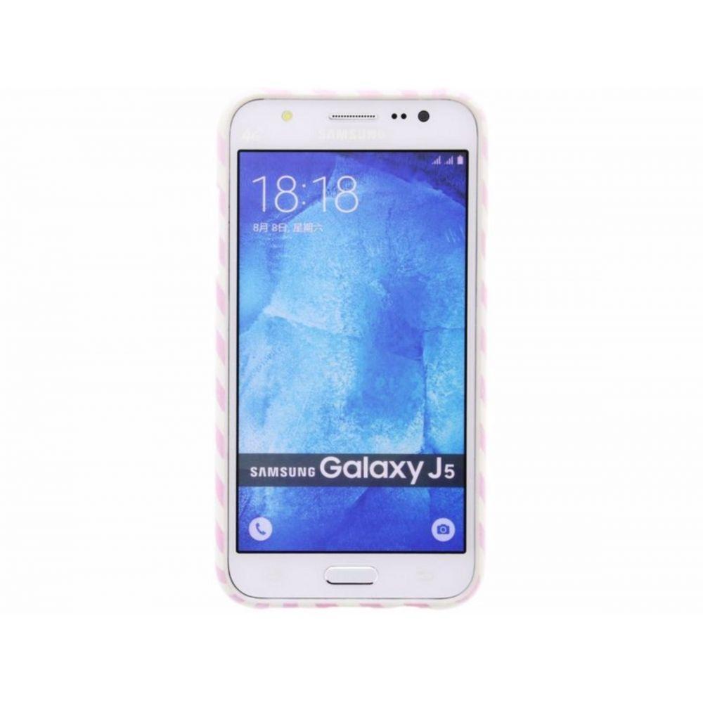 Blond-Amsterdam Samsung Galaxy J5 telefoonhoesje I love my life