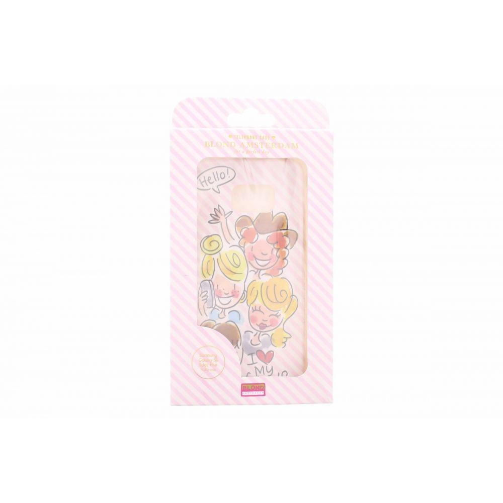 Blond-Amsterdam Samsung Galaxy S4 mini telefoonhoesje I love my life