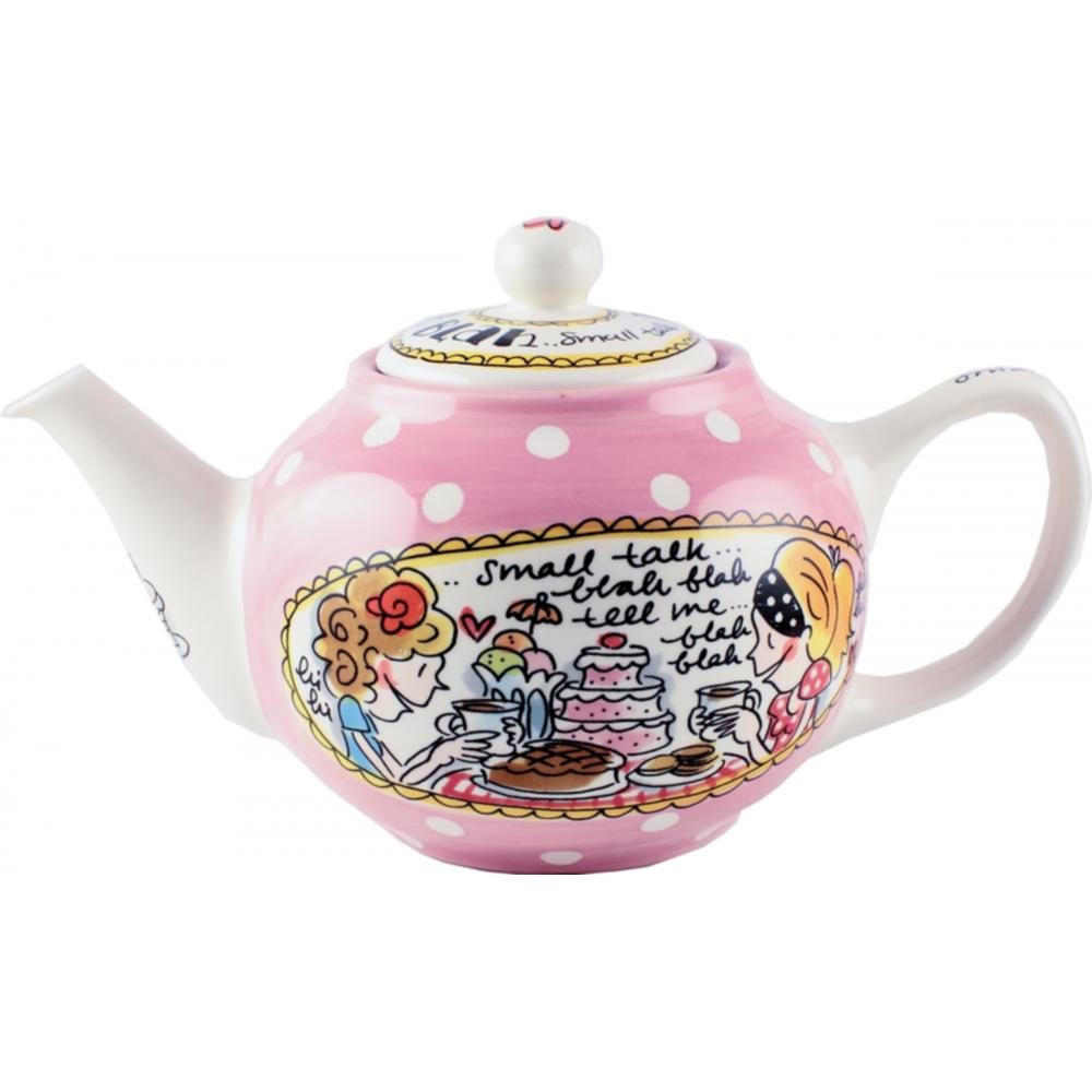 Teapot Small Talk