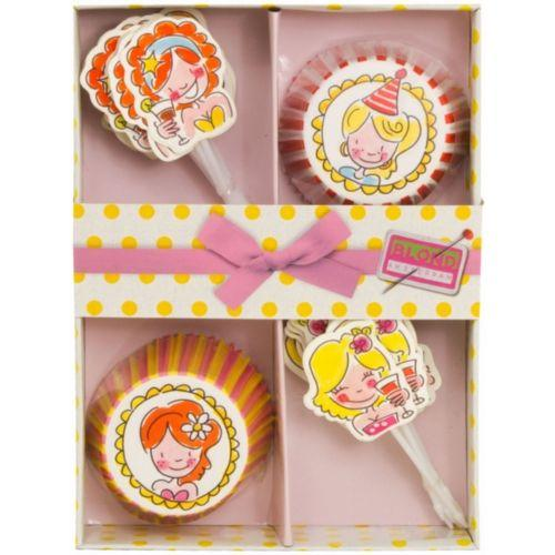 Cupcake decoration set