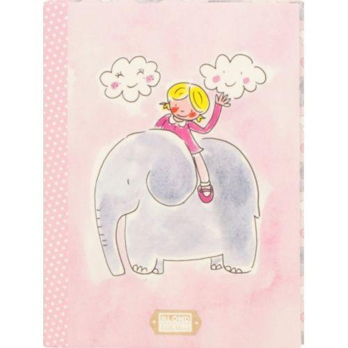 Invitation Cards 'Pink Elephant'
