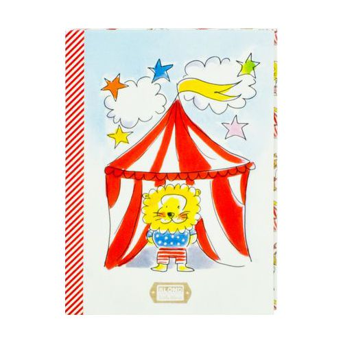 Invitation Cards 'to the circus'