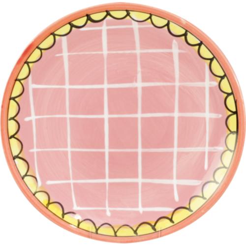 Dessert Plate ø18cm Pink Small Talk