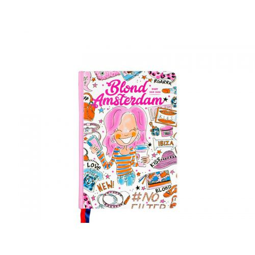 Schoolagenda 2019-2020 + stickers cadeau