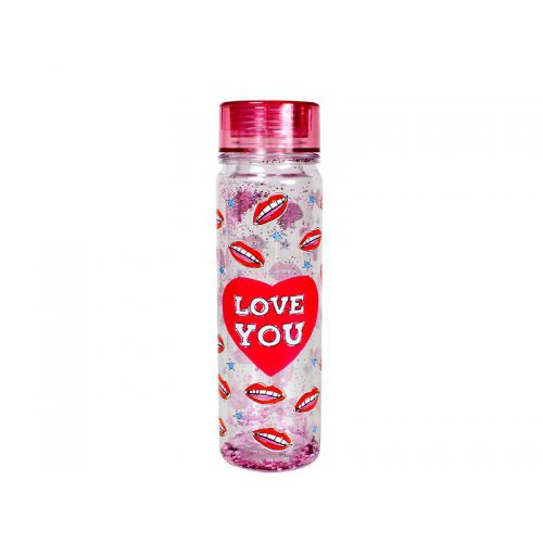 Water bottle Love you