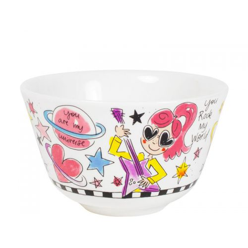 Bowl ø14cm You Rock My World