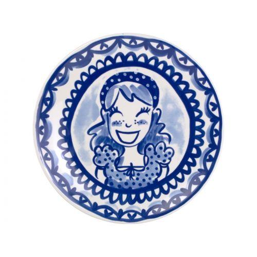 Dinner plate ⌀26cm Girl