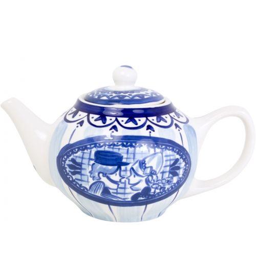 Teapot 'Delfts Blond'