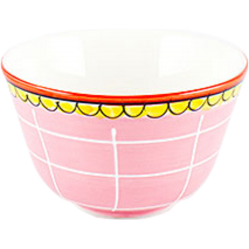 Bowl ø14cm Pink Small Talk