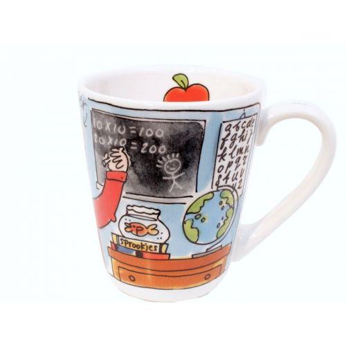 Mug teacher