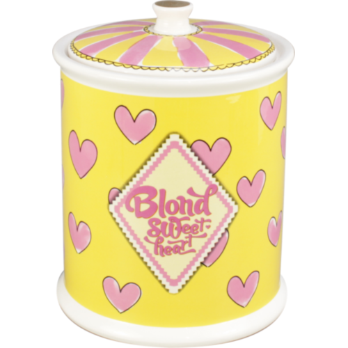 Storage jar hearts