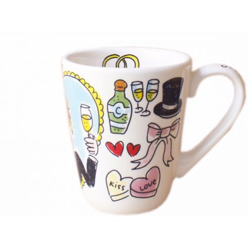 Mug Mr Groom 0,35L