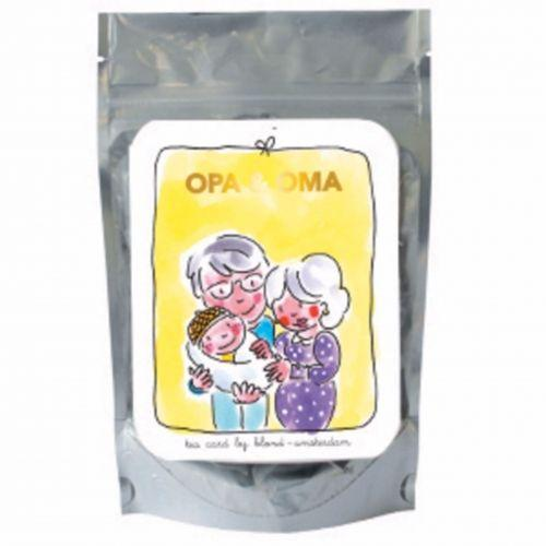 Opa & oma yellow - green tea lemon and ginseng