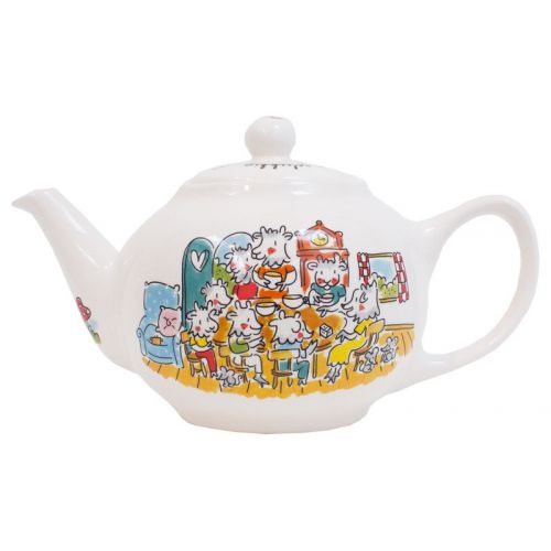 Tea Pot Fairy Tale