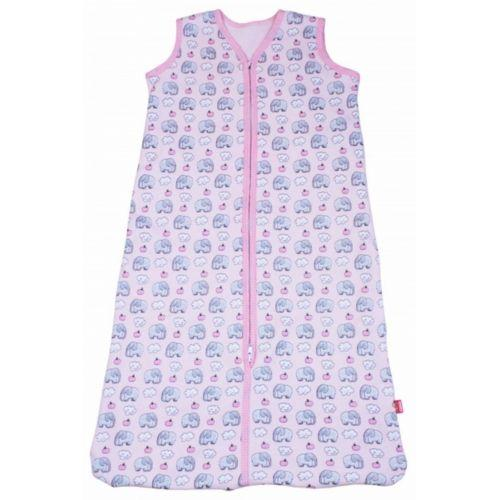 Sleeping bag Medium Pink elephant