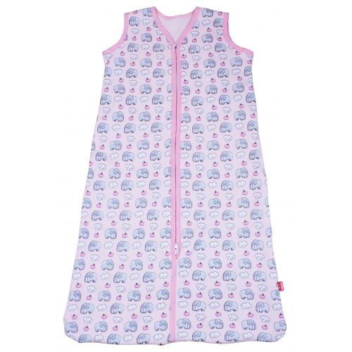 Sleeping bag Large Pink elephant