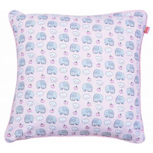 Pillow cover Pink elephant