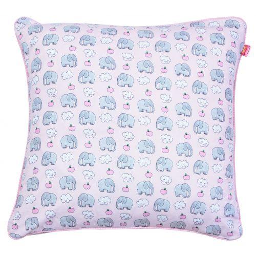 Sierkussenhoes Pink elephant