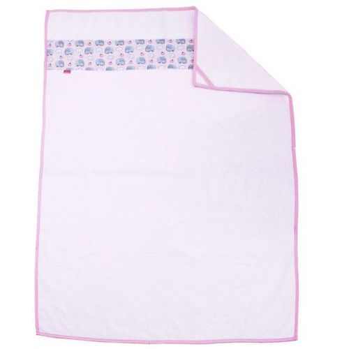 Towel Pink elephant