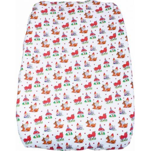 Fitted changing pad cover Lovely fairy tale