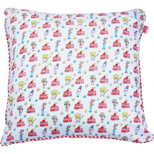 Pillow cover Let's go to the circus