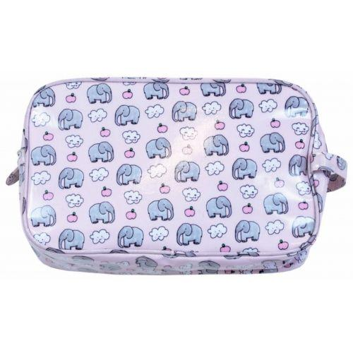 Essentials bag (L) Pink elephant