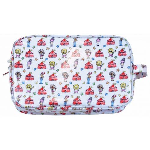 Toiletry Bag (L) Let's Go To the Circus