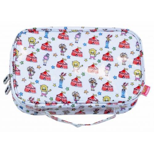 Toiletry Bag (S) Let's Go To the Circus