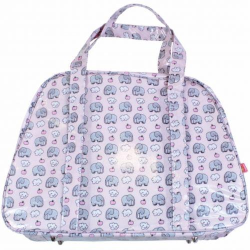 Travel bag Pink elephant