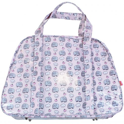 Travel bag Pink elephant + free Essentials bag S