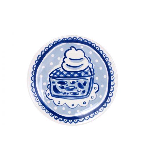 Dessert Plate ø18cm Pie
