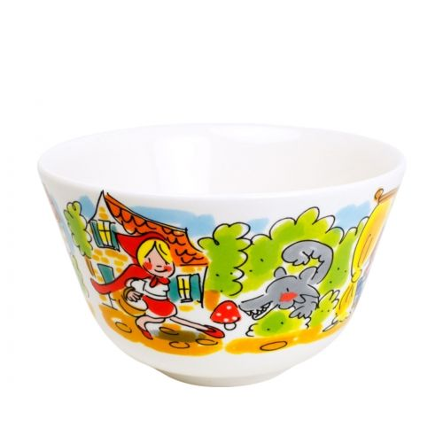 Bowl ø14cm Little Red Riding Hood