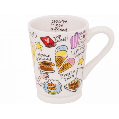 Mug XL Best friend