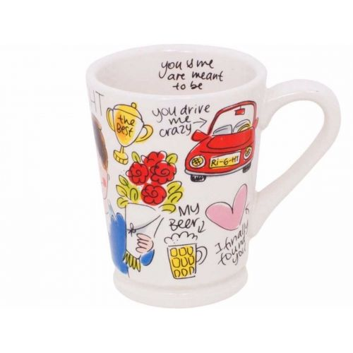 Mug XL Mr Right 0,5L