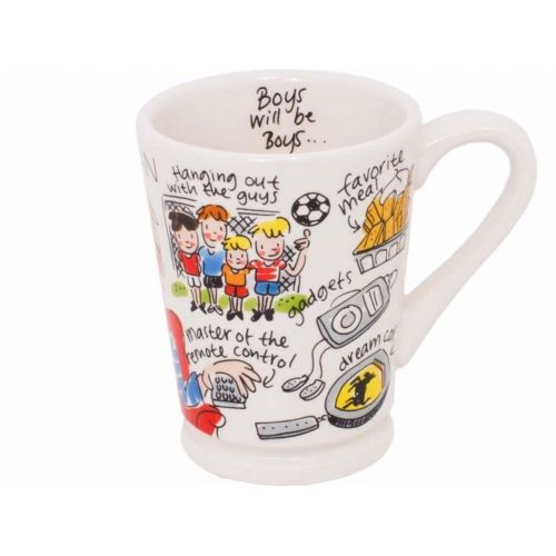 Mug XL The Man 0,5L