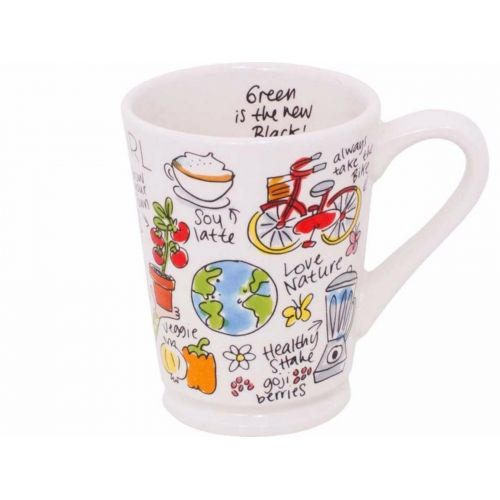 Mug XL Green girl