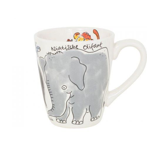Mug Blijdorp Elephant 0,35L