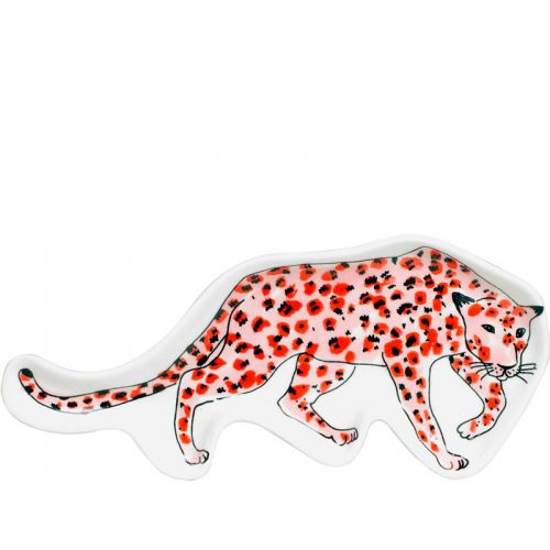 Shaped Plate Tiger