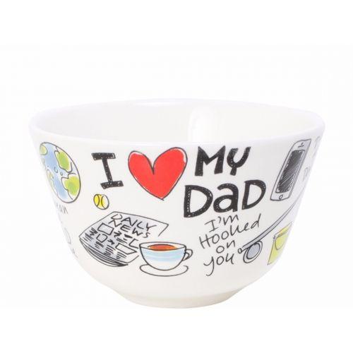 Kom ø14cm I love dad