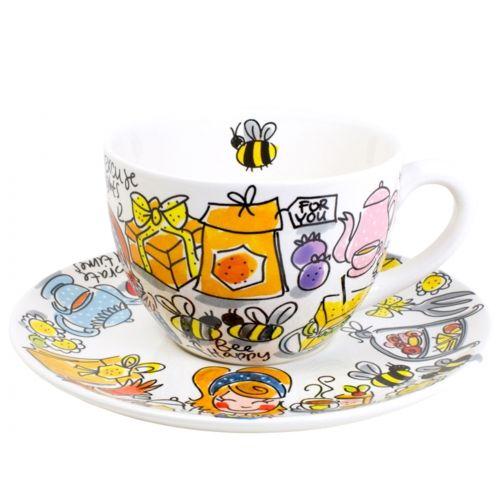 Cup and saucer High Tea